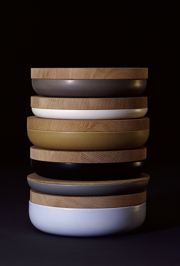 Pottery by Vincent Van Duysen for When Objects Work. Photo by Alberto Piovano.