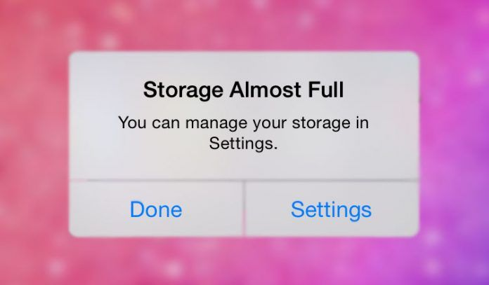 Is your #iPhone storage full? Free up some space in #iOS10 and fix iPhone storage almost full issue by following some experts tips.