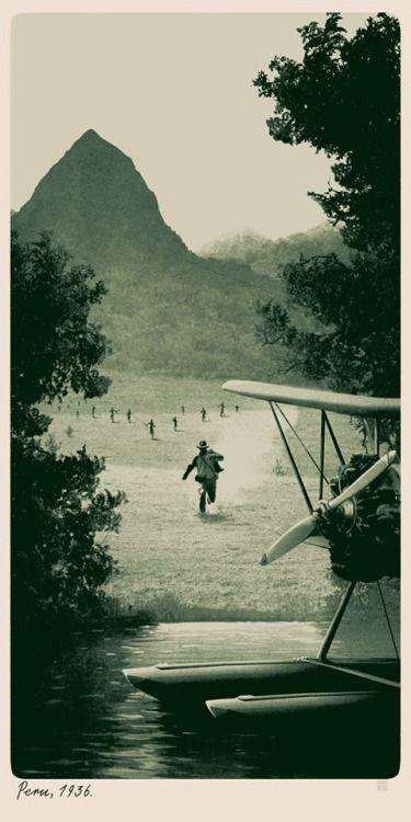 Raiders of the Lost Arc - Matt Ferguson