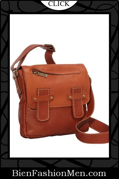 Mens Shoulder Bags ♦ Mens Messenger Bags ♦  ClaireChase Londres Man Bag $138.44