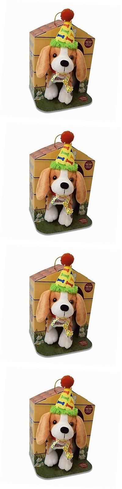 Talking Toys 145945: Barney Birthday Beagle Walks, Wiggles While Talking Excitedly About Your -> BUY IT NOW ONLY: $37.53 on eBay!