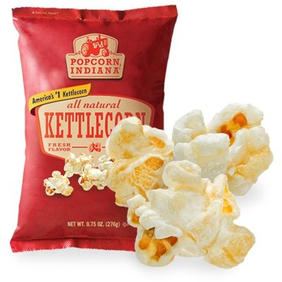 If you can't get it fresh this is the next best thing!  Original Kettlecorn | Popcorn, Indiana