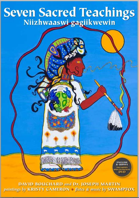 Seven Sacred Teachings printable pdf -Among the Anishinaabe people, the Teachings of the Seven Grandfathers, also known simply as either the Seven Teachings or Seven Grandfathers, is a set of teachings on human conduct towards others.