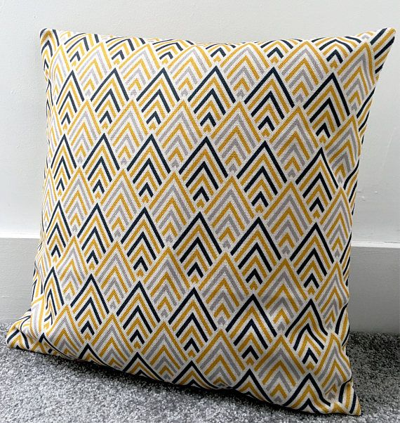 Cushion Colour Combinations: Best 25+ Yellow And Grey Cushions Ideas On Pinterest