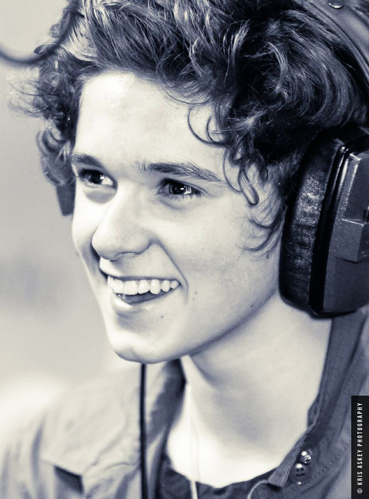 The Vamps! Brad! just perfect and i swear he smiled at me when i saw him live <3 <3 <3