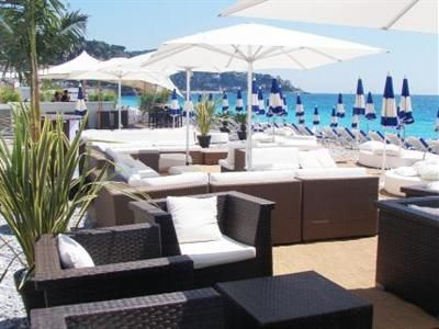 The Hotel Beau Rivage Nice is situated in the heart of Nice, and offers a private beach. Located in Vieux-Nice, the hotel provides access to...
