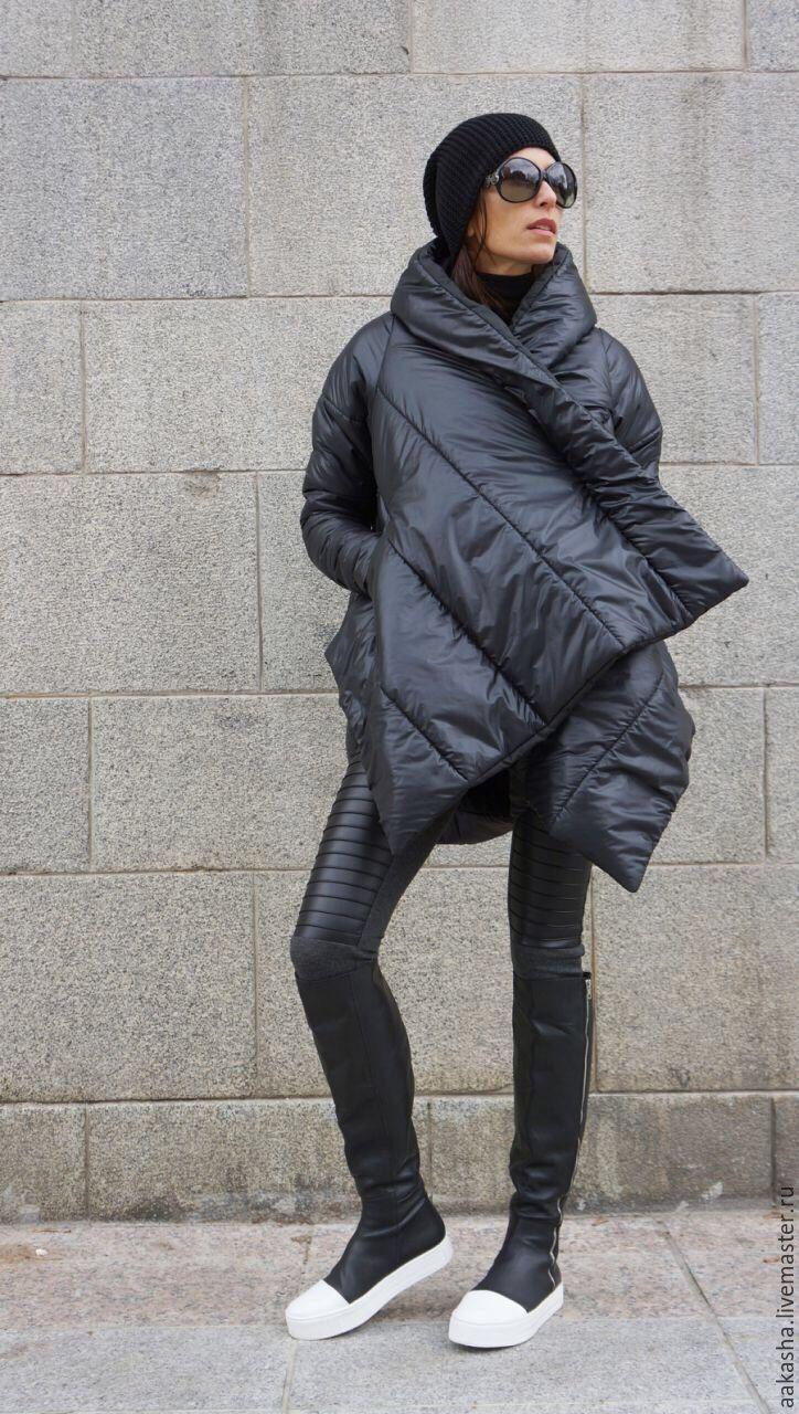 Купить или заказать Куртка Quilted в интернет магазине на Ярмарке Мастеров. С доставкой по России и СНГ. Материалы: полиэстер, вискоза 100%, синтепон. Размер: XS-3XL #winterfashion