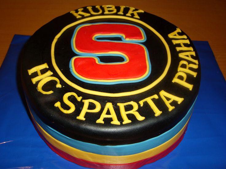 cake dort znak sparta