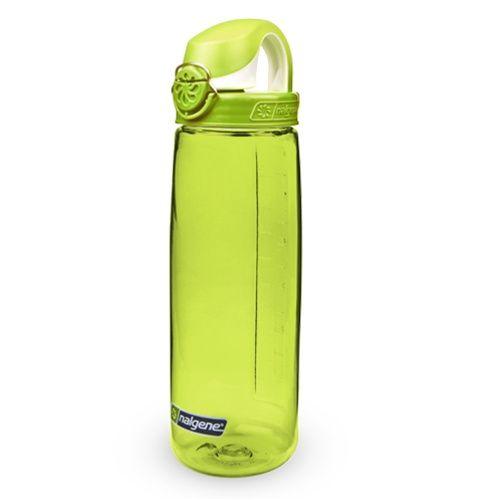Športová fľaša NALGENE On the Fly 750ml - Spring Green/Iguana cap - inSPORTline