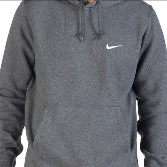 Grey Nike Hoodie Grey Nike Jackets & Coats