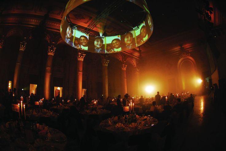 Luxury Adventure: Magia Filmului: Halloween Charity Ball, by OvidiuR...