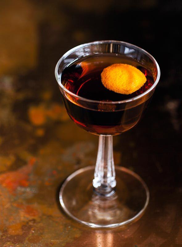 The Revolver Cocktail Recipe