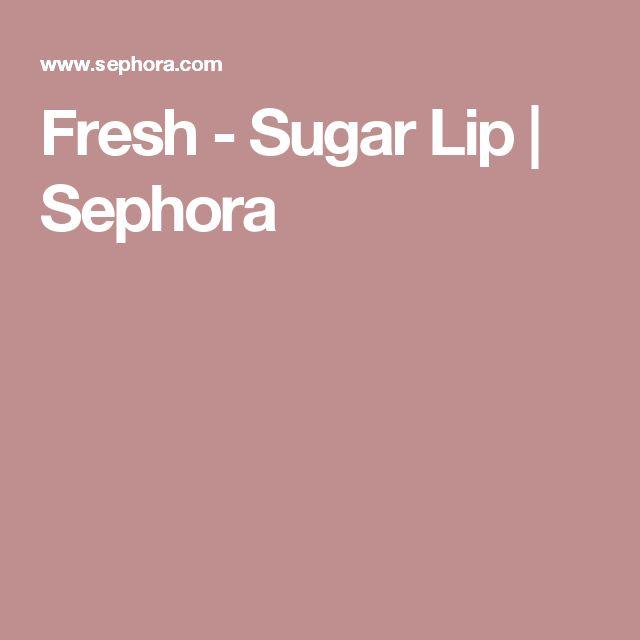 Fresh - Sugar Lip | Sephora