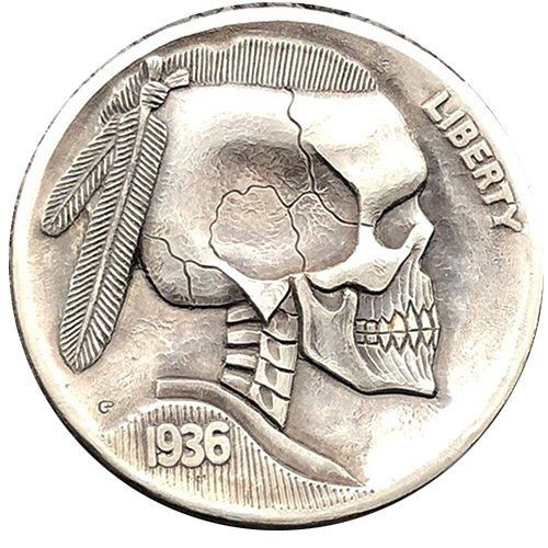 Pin by Krista Holmquist on Hope Chest in 2019 | Hobo nickel