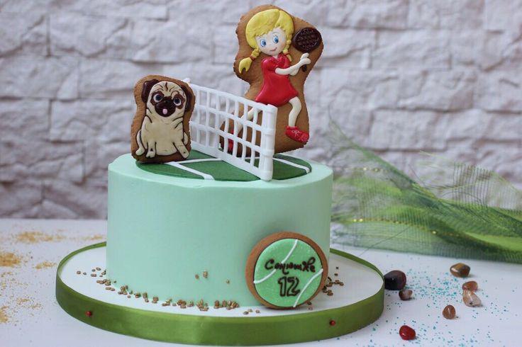 Правильные увлечения - правильная идея для тортика ‼️