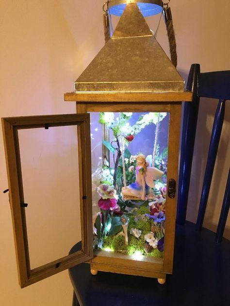 Feen Whimsical Feen Whimsical Fairy Garden Amp Doll