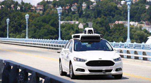 Uber: Απέσυρε τα αυτοοδηγούμενά της από το Σαν Φρανσίσκο: Η Uber απέσυρε τα αυτοοδηγούμενα αυτοκίνητά της από τους δρόμους του Σαν…