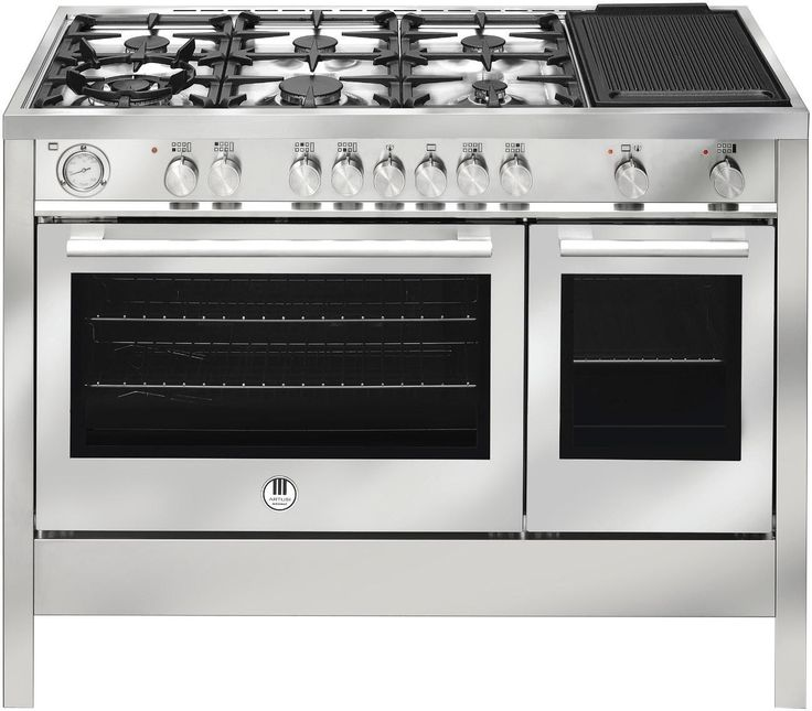 Artusi - 120cm Freestanding Cooker, Electric Oven, Gas Cooktop, Maximus Series, Stainless Steel - Buy Factory 2nd and New Appliances and White Goods Online at 2nds World