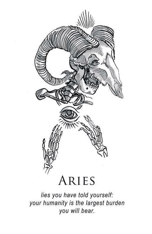 #Zodiac #Aries