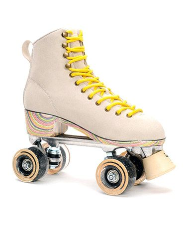 Another great find on #zulily! Creamsicle Throwback Roller Skates #zulilyfinds