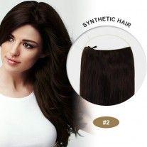 Secret Headband Halo Hair Extensions by Daisy Fuentes