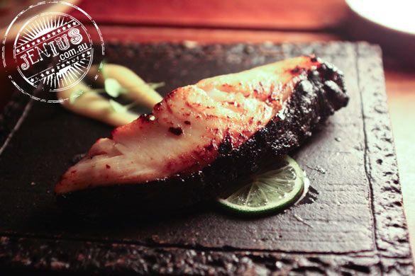 Toko restaurant and bar, Surry Hills Sydney - sakyo-miso marinated black cod, $30.80