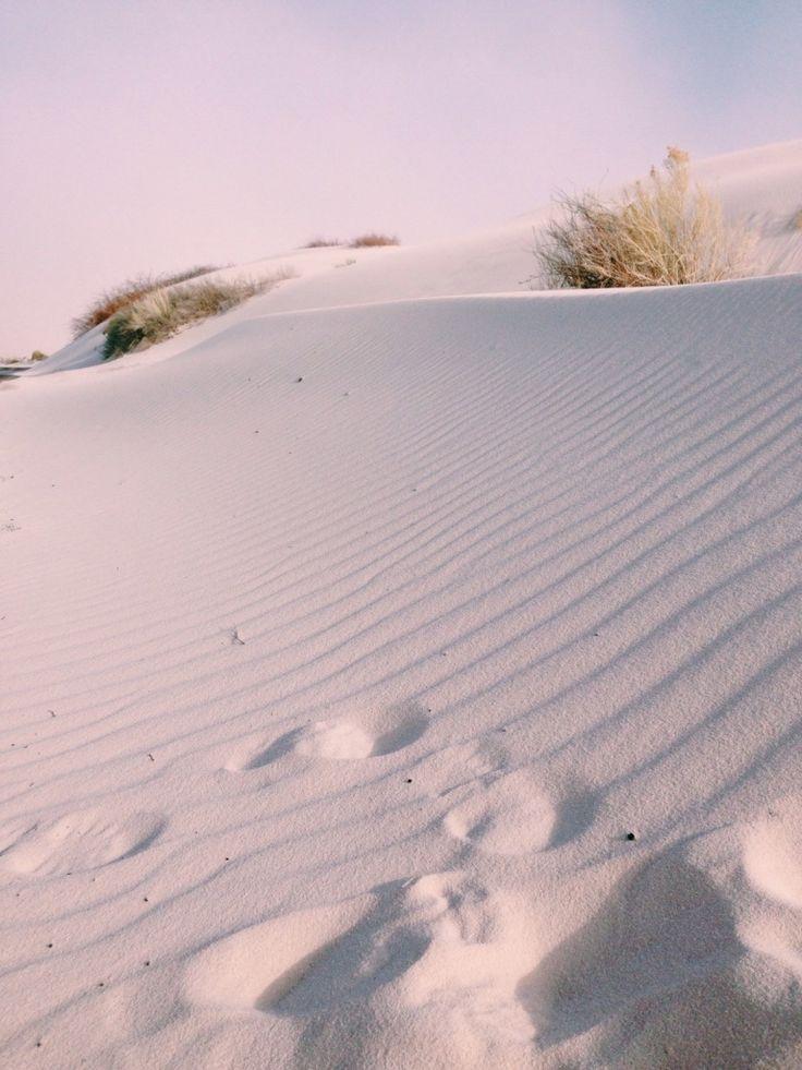 White Sands National Park // El Paso, Texas