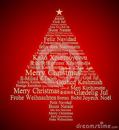 Joury Blog: Learn to Say Merry Christmas in different language...