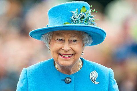 Biografia de Isabel II de Inglaterra