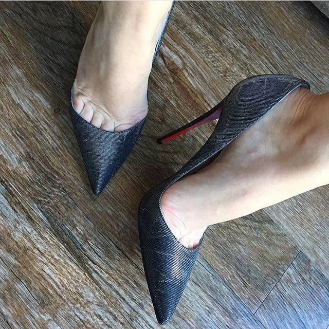 881 best images about Toe cleavage shoes on Pinterest ...