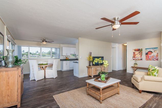 View The Waterfront at Pu'uloa Apartments' Floor Plans | Oahu Rentals