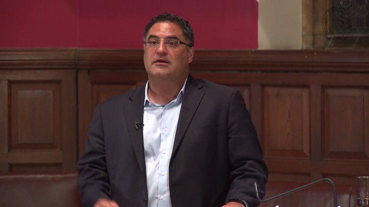 Cenk Uygur's Argument At The Oxford Union Debate On Money In Politics