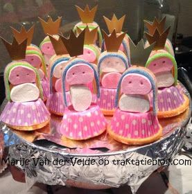 Kindertraktaties: Prinsesjes