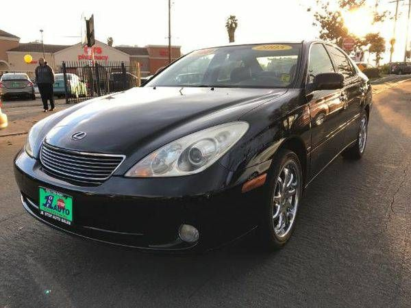 2005 *Lexus* *ES* *330* Base 4dr Sedan