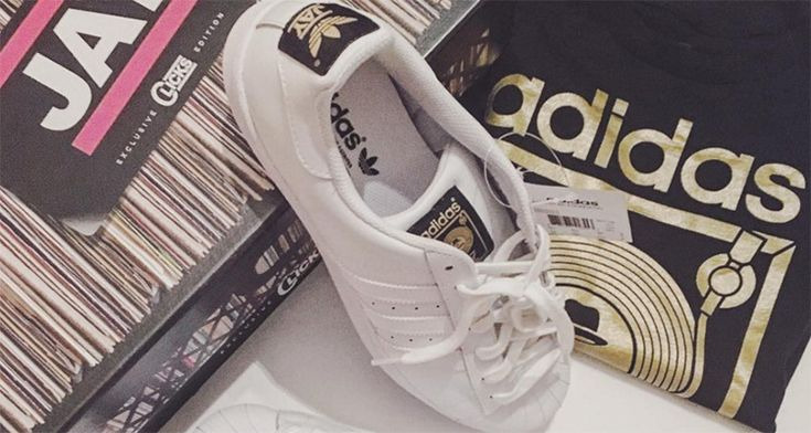 adidas Pays Tribute to Jam Master Jay with New Superstars