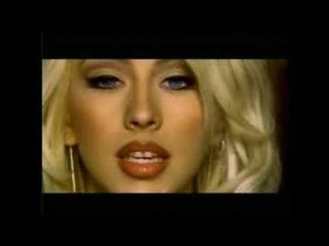 Christina Aguilera- El Beso del Final (music video)