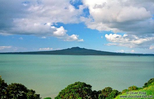 Rangitoto Island - we see it daily so got to visit, get land train to the top (so we can take Jack) :)
