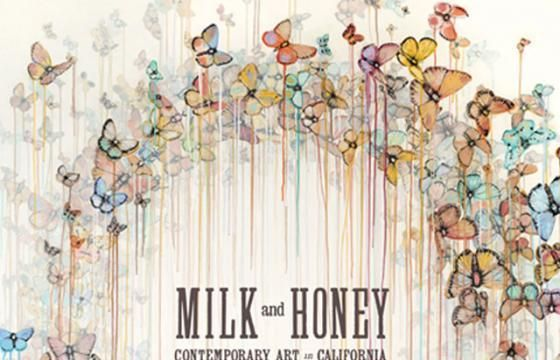 "Juxtapoz Magazine - ""Milk and Honey"" Book Release @ Gagosian Gallery, Los Angeles"