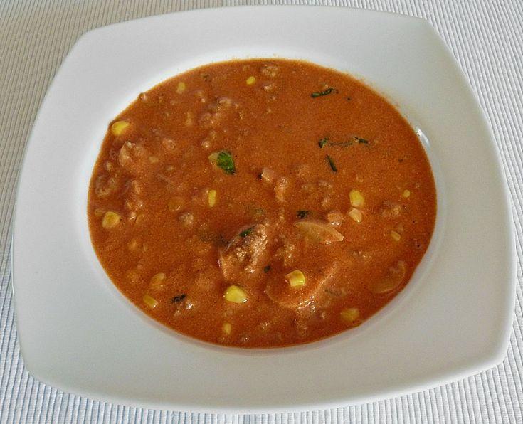 Thüringer Mett  - Suppe, ein sehr leckeres Rezept aus der Kategorie Kochen. Bewertungen: 4. Durchschnitt: Ø 3,5.