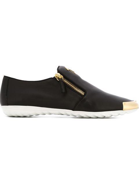 GIUSEPPE ZANOTTI 'Cooper' Loafers. #giuseppezanotti #shoes #flats