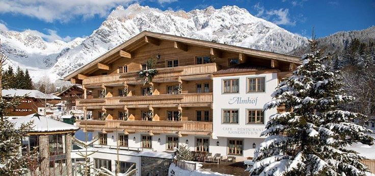 Hotel Almhof - Urlaub im Salzburger Land - Maria Alm - Hinterthal