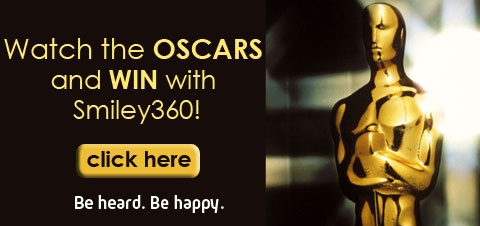Watch the Oscars this weekend and win with Smiley360! bit.ly/...