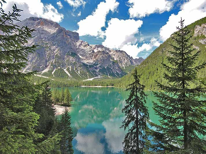 Rundwanderung Pragser Wildsee (leicht)