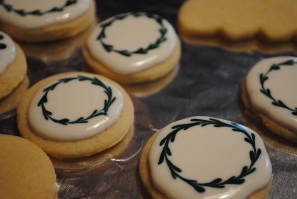 Simple but Beautiful Christmas Cookies