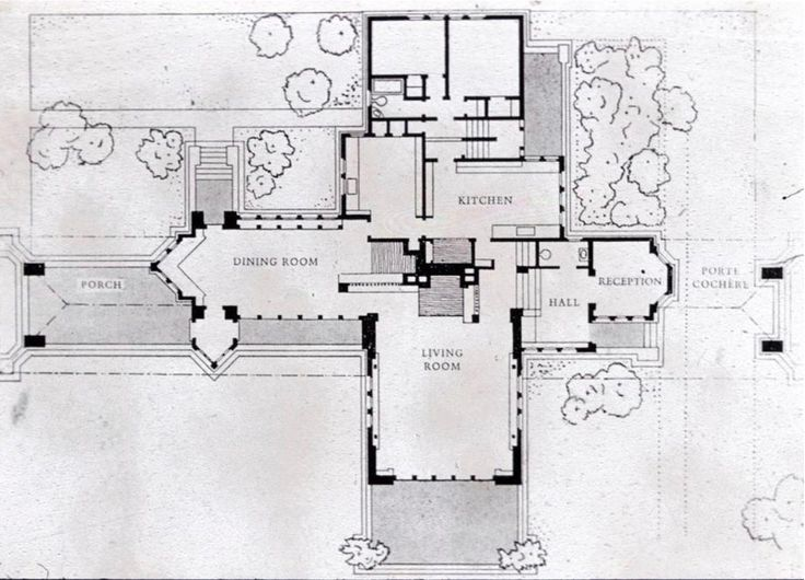 Frank Lloyd Wright Prairie Houses 53 best arch xix-xx - f.l. wright [prairie house] images on