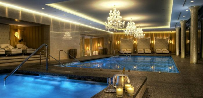 Top 10 luxury spas in the world | luxury yachts