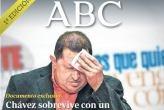 Chávez sobrevive por fuerte medicamento más potente que la morfina, publicó diario ABC