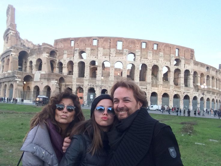 All together in Rome!