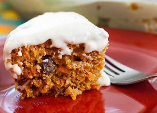 Untried recipe - carrot cake for high altitude (compare to Moist Carrot Cake low alt recipe)