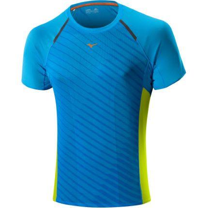 Wiggle Deutschland   Mizuno - DryLite Premium T-Shirt F/S 15   Laufshirts - Kurzarm